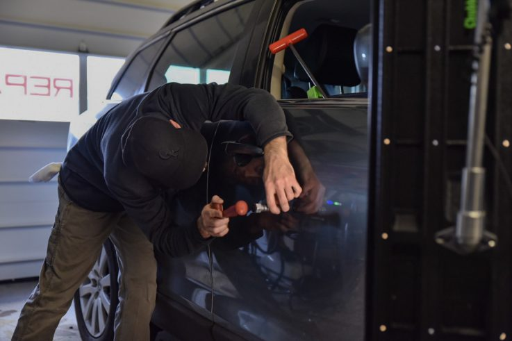 How to Maintain Your Car's Value with Hail Dent Removal Techniques in Denver