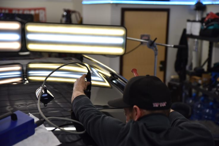 How Important Are Dent Repair Services in the Greater Denver Area?