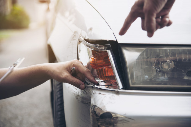 What are the Common Causes of Dents and Auto Damage in Denver?